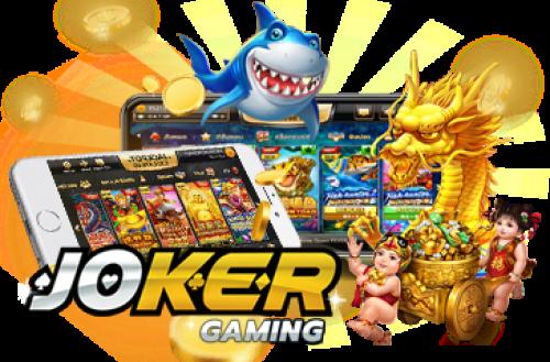 SLOT JOKER เกมส์สล็อตออนไลน์ได้เงินจริง เล่นได้บนเว็บ SBOBET
